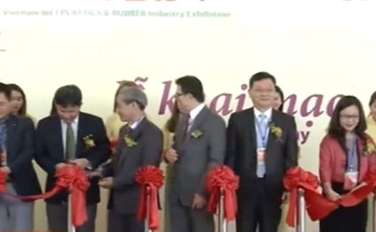 300 DN tham gia Triển lãm Quốc tế ngành Công nghiệp Nhựa và Cao su