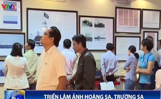 Triển lãm về Trường Sa - Hoàng Sa khai mạc tại Bình Thuận