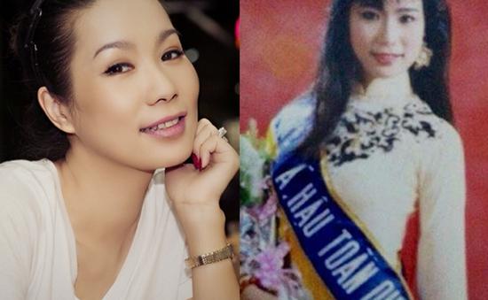 Trịnh Kim Chi trở thành Á hậu đầu tiên được phong tặng danh hiệu NSƯT