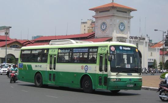 TP.HCM đấu thầu khai thác các tuyến xe bus