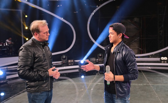 Vietnam Idol 2015: Top 8 phấn khích khi được gặp Mark Walton