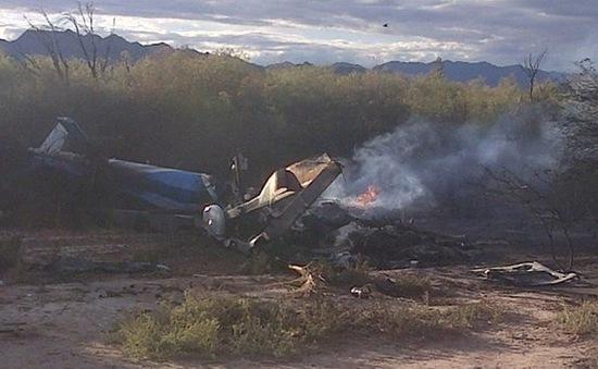Tai nạn trực thăng tại Argentina, 10 người thiệt mạng