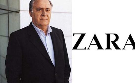 Trùm thời trang thương hiệu Zara soán ngôi giàu nhất của Bill Gates
