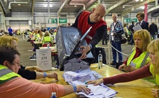 Anh quy định đối tượng tham gia trưng cầu dân ý