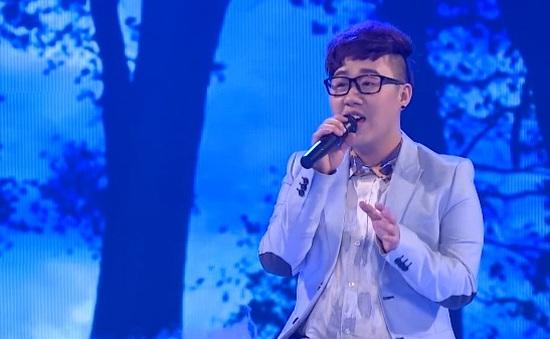 Trung Quân Idol lấy nước mắt người nghe với âm nhạc Trịnh Công Sơn