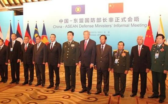 Cuộc gặp không chính thức Bộ trưởng Quốc phòng Trung Quốc – ASEAN