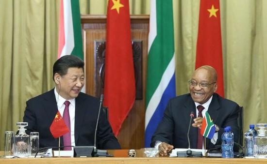 Trung Quốc cam kết hỗ trợ châu Phi 60 tỷ USD