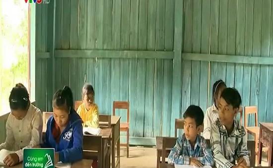Quảng Bình: Cơ sở vật chất trường Tiểu học và THCS Thượng Hóa còn thiếu thốn
