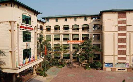 Trường THPT Nguyễn Bỉnh Khiêm đạt chuẩn chất lượng cao