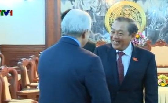 Việt Nam - Algeria tăng cường hợp tác trong lĩnh vực tư pháp