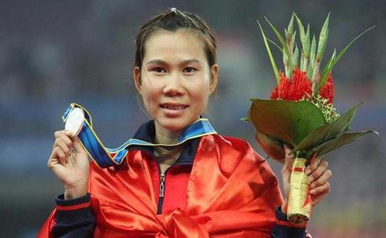 Nữ hoàng tốc độ Trương Thanh Hằng giã từ đường chạy