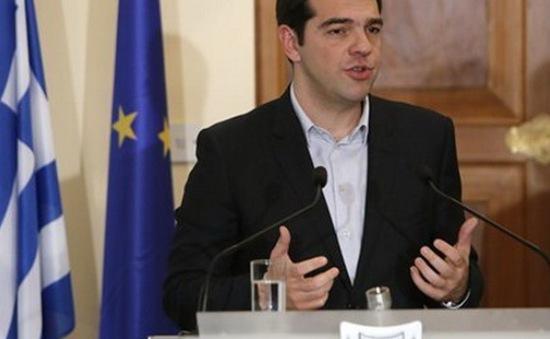 """Thủ tướng Hy Lạp kêu gọi người dân nói """"Không"""" với chủ nợ"""