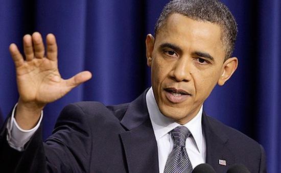 Tổng thống Mỹ nhấn mạnh mục tiêu đẩy lùi IS