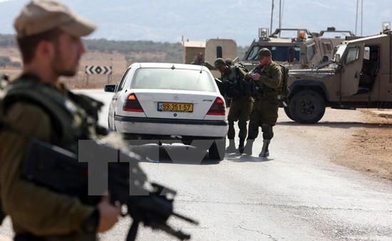 2 người Israel thiệt mạng trong cuộc tấn công bằng dao và súng