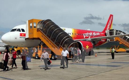 Vietjet Air mở đường bay TP.HCM đến Seoul