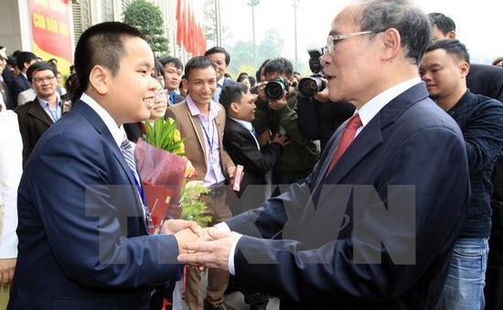 Bế mạc đại hội Tài năng trẻ Việt Nam