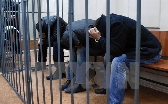 Nga: Một nghi can sát hại ôngNemtsov kháng cáo