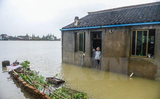 Ảnh hưởng của bão Chan-hom tới Trung Quốc và Hàn Quốc