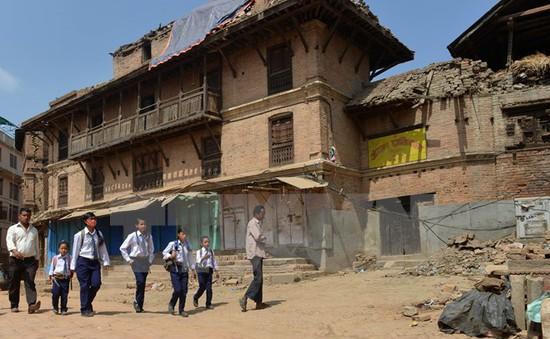 Nepal cần gần 7 tỷ USD để tái thiết đất nước sau động đất
