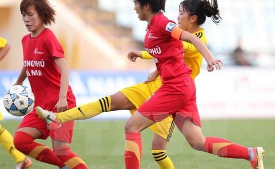 Khai mạc Giải bóng đá nữ quốc tế TP.HCM