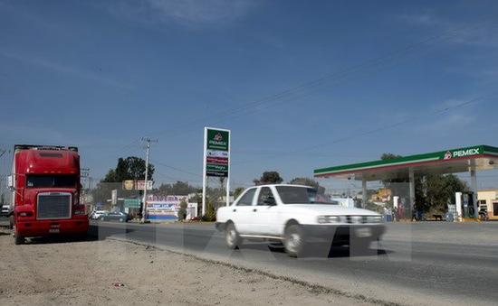Mexico tìm thấy vật liệu phóng xạ bị đánh cắp