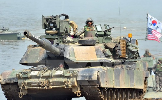 Mỹ quyết định triển khai vũ khí hạng nặng tại Đông Âu