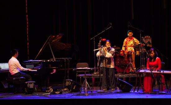 Thưởng thức âm nhạc đương đại với Tứ tấu Trí Minh