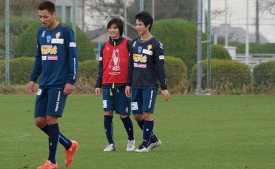 Tuấn Anh nhận hung tin từ Yokohama FC