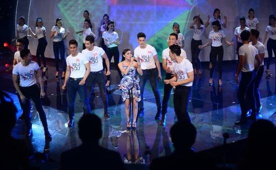 Xem lại chung kết Siêu mẫu Việt Nam 2015