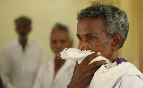 Bùng phát bệnh lao ở Ấn Độ