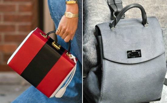 Xu hướng túi xách Thu - Đông nổi bật dành cho nữ giới