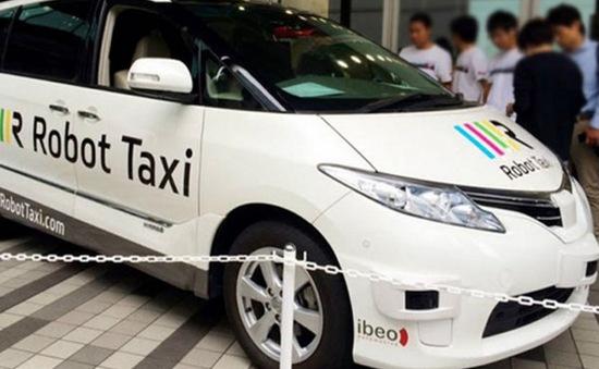 Toyota phát triển dòng xe tự lái
