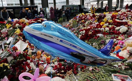 Nước Nga gióng 224 hồi chuông tưởng niệm nạn nhân vụ rơi máy bay A321