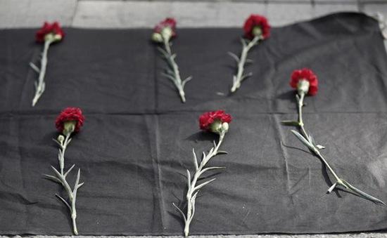 Thổ Nhĩ Kỳ tổ chức quốc tang 3 ngày tưởng niệm nạn nhân vụ nổ kép ở Ankara