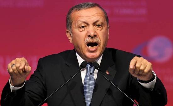 Thổ Nhĩ Kỳ bầu cử trước thời hạn vào ngày 1/11