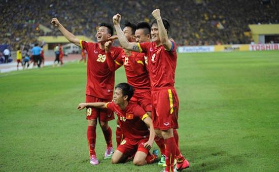 VFF giải ngân tiền thưởng AFF Cup cho tuyển Việt Nam