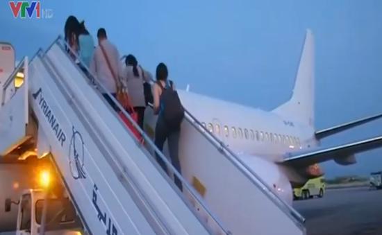 Ukrainenối lại đường bay tới Syria