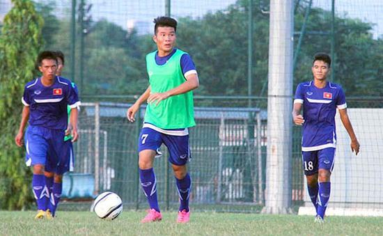 ĐT U16 và U19 Việt Nam tất bật chuẩn bị cho giải châu Á