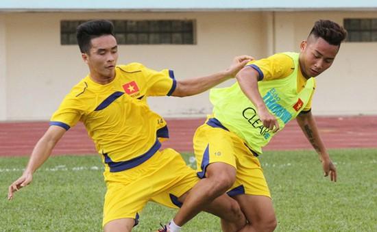 U21 Việt Nam đặt mục tiêu vào vòng chung kết giải U21 Quốc tế