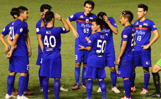 SEA Games 28: U23 Philippines hẹp đường vào bán kết