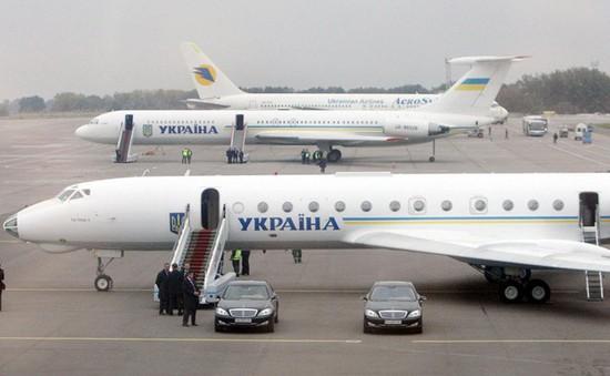 Lệnh cấm bay Nga - Ukraine chính thức có hiệu lực