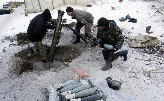 Quân đội Chính phủ Ukraine kiểm soát sân bay Donetsk