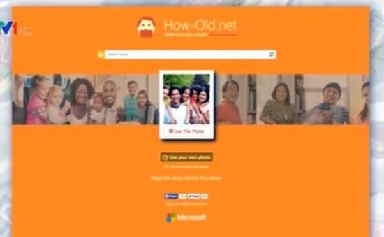 """Ứng dụng """"How-Old.net"""": Người cười, kẻ khóc"""