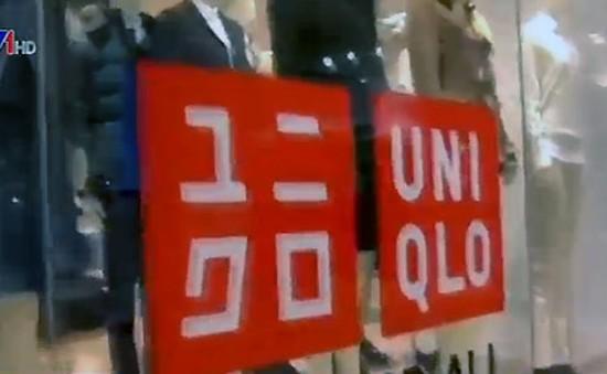 Uniqlo Nhật Bản bị cáo buộc bóc lột lao động