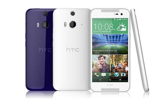 HTC Butterfly 2: Máy ảnh kép, âm thanh cao cấp và chống nước