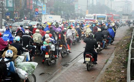 27 người chết vì tai nạn giao thông trong ngày nghỉ Tết đầu tiên