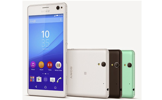 Sony Xperia C4 LTE lên kệ tại Mỹ với giá 6,3 triệu đồng