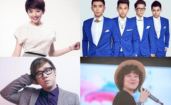 Dàn sao khủng đổ bộ siêu sự kiện mua sắm – giải trí của teen Sài thành
