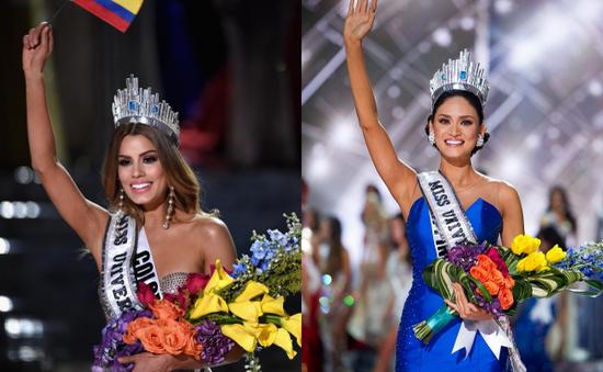 Donald Trump: Nên để Colombia và Philippines đồng danh hiệu Hoa hậu hoàn vũ 2015