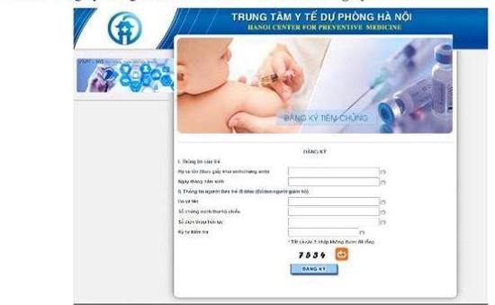 3.200 liều vaccine được đăng ký sau... 3 phút mở mạng